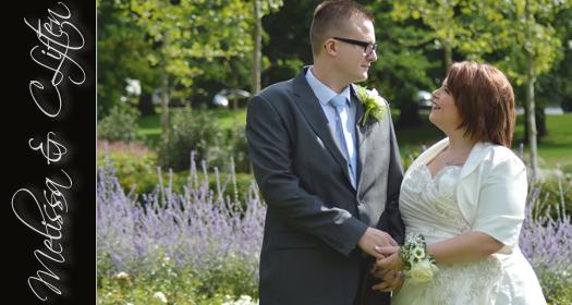 Bruiloft Melissa & Cliften